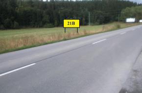 BILLBOARD JASENICA - NÁMESTOVO