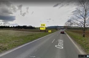 53A BILLBOARD TRSTENÁ - LIESEK