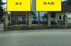 31A + 31A(2) BILLBOARD, RUŽOMBEROK -Želežnična stanica