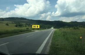 36B BILLBOARD TVRDOŠÍN-TRSTENÁ