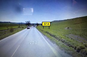 37A BILLBOARD TVRDOŠÍN-TRSTENÁ