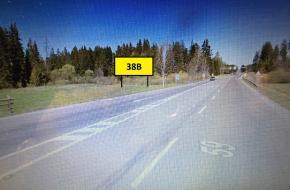 38B BILLBOARD TRSTENÁ - Štátna hranica Chyžne