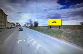 41A BILLBOARD NÁMESTOVO-KLIN