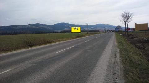 15b Billboard  Klin - Námestovo