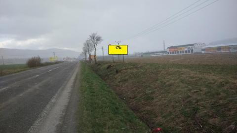 17b Billboard  Klin - Námestovo